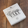 Celebration Cake Ornament, wedding gift, wedding ornament, weddings, Newlyweds, first christmas together