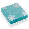 Snow Crystal Ornament Box