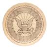 US Navy Coaster (Bronze)