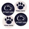 Penn State University Coaster Set of 4