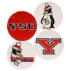 Youngstown State Coaster Set of 4