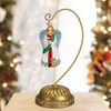 Rotating Ornament Display Stand