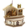 Ginger Cottage Nativity with stand