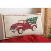 Truck Tapestry Pillow
