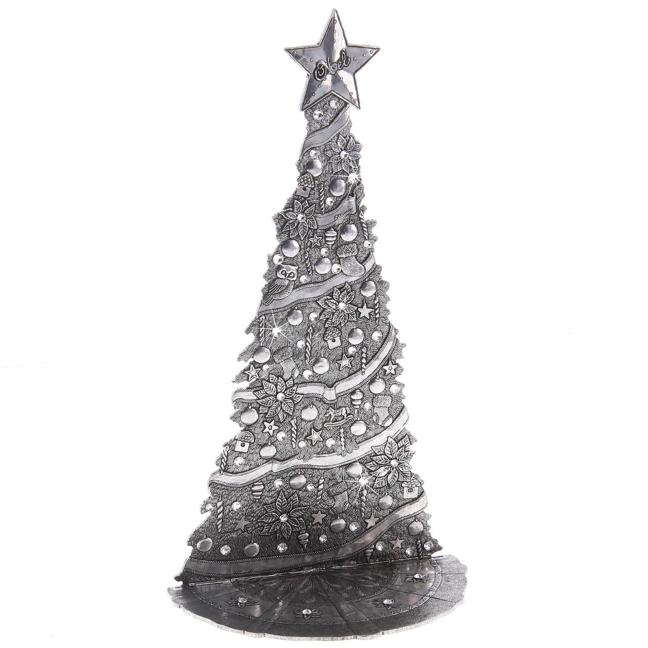 Christmas Tree Figurine Shop Holiday Decor At Wendell August Forge
