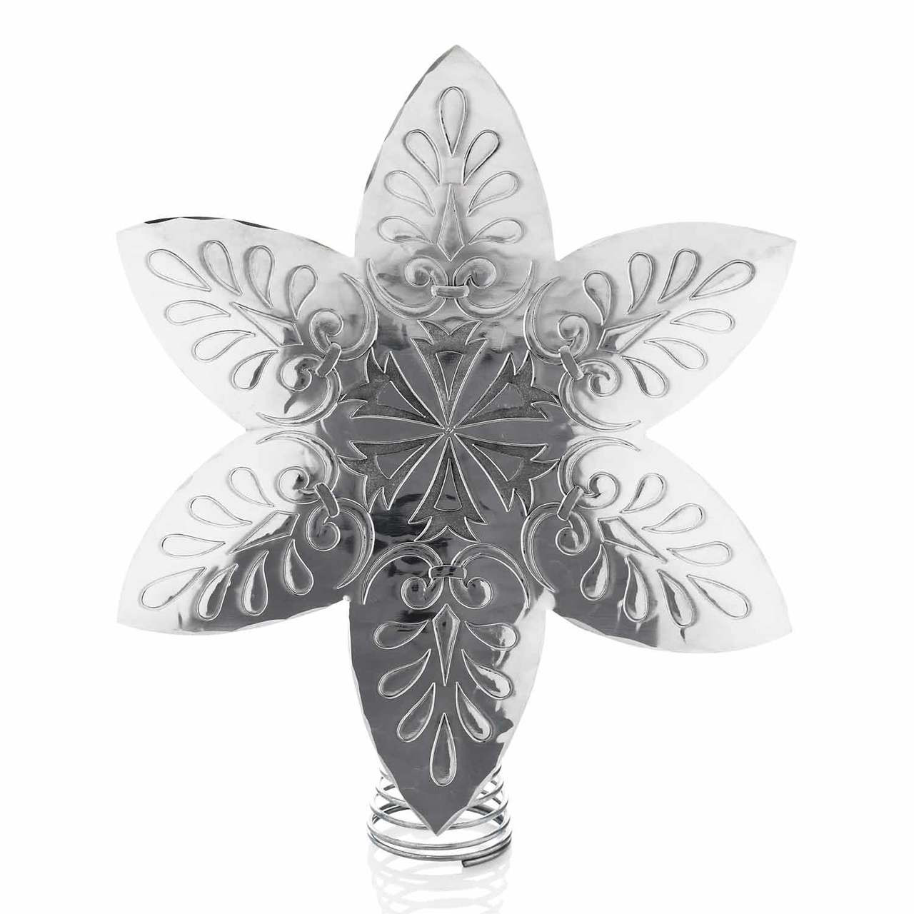 Make Your Holiday Traditions Truly Special with Aluminum Handmade Tree Toppers