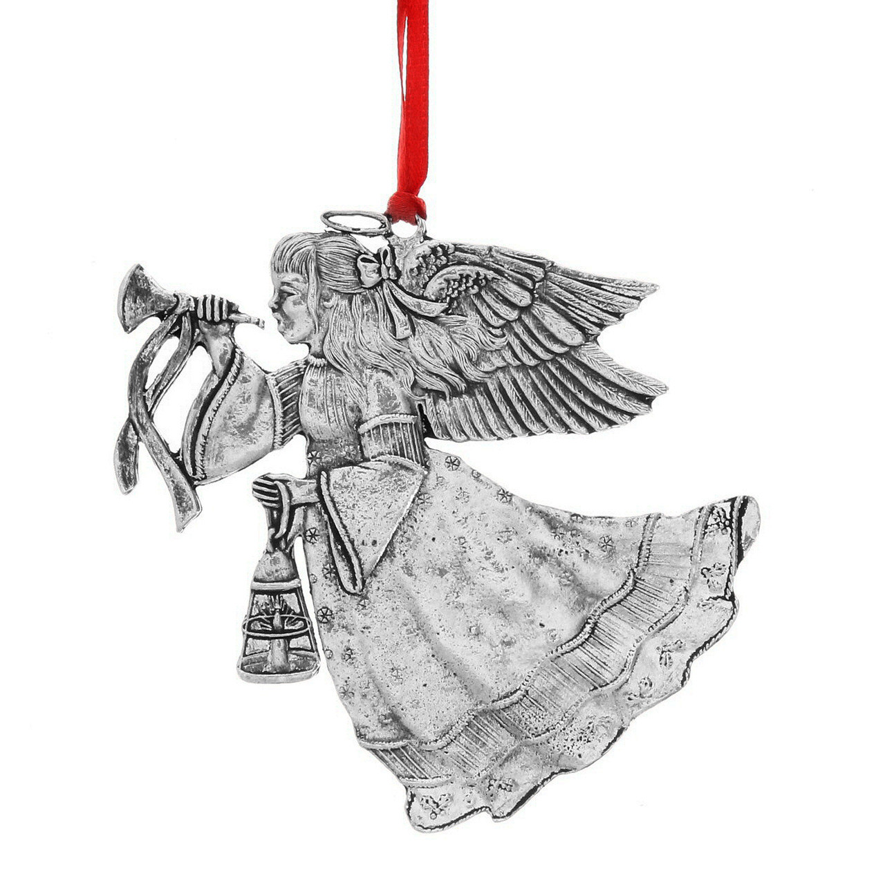 Herald Angel Christmas Ornament