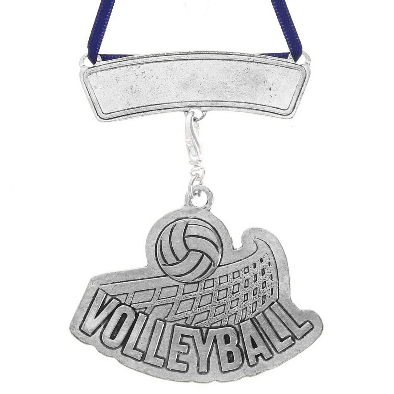 Personalized Volleyball Sports Ornament