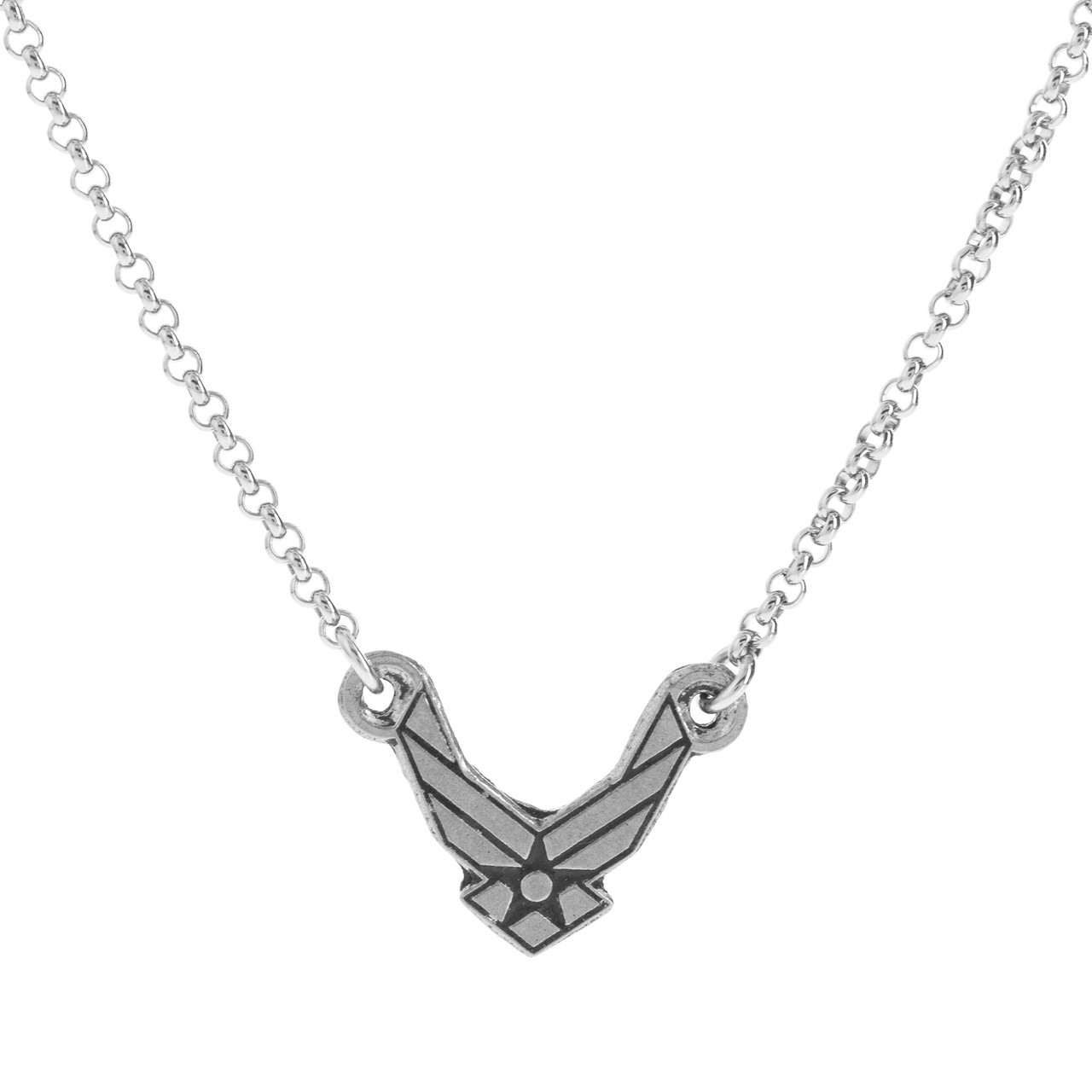 timeless design 5a76c c40af US Air Force Necklace - Wendell August Forge