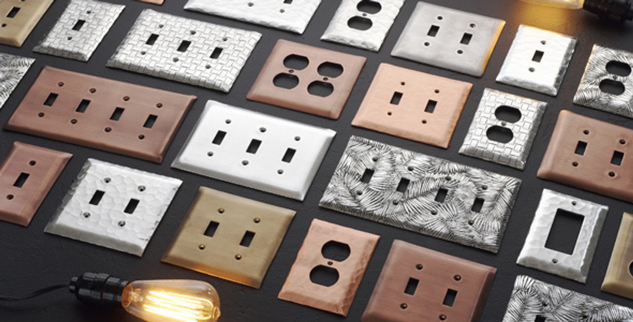 Decorative Outlet Covers & Switch Plates