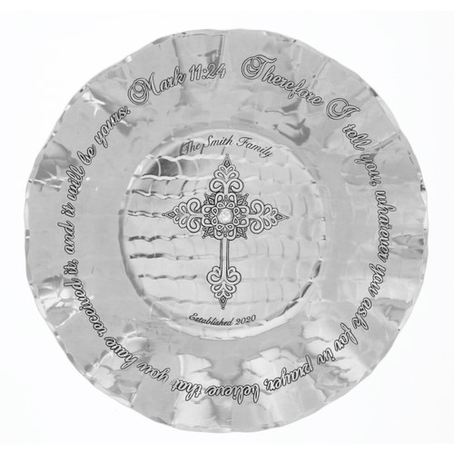 The Prayer personalized Bowl