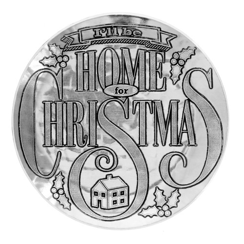 Home for Christmas Coaster