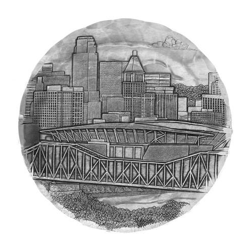 Cincinnati Skyline Coaster