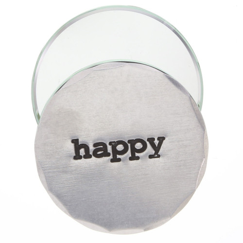 Happy Hand Mirror