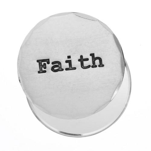 Faith Hand Mirror