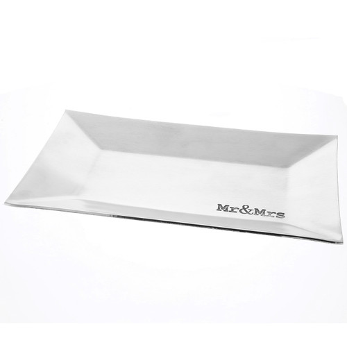 Mr. & Mrs. Small Horizon Tray