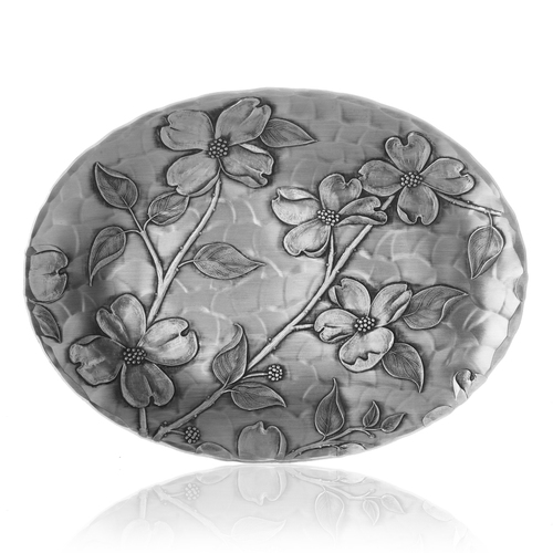 Dogwood 7 Inch Small Oval Dish
