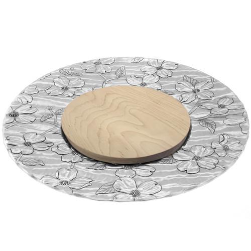 Dogwood Cheese Plate