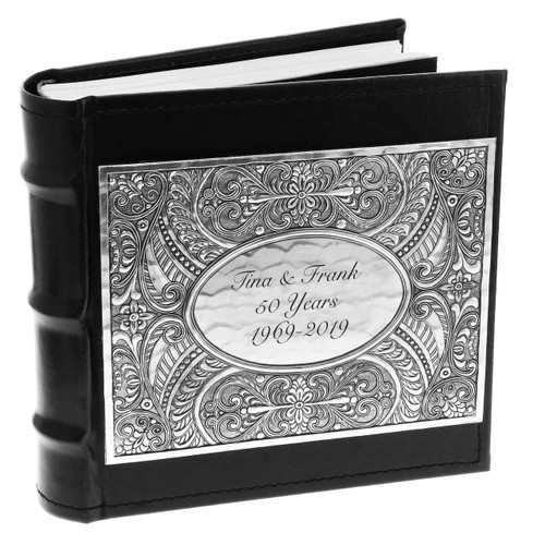 Personalized Wedding Gift Photo Album Made in USA Wendell August