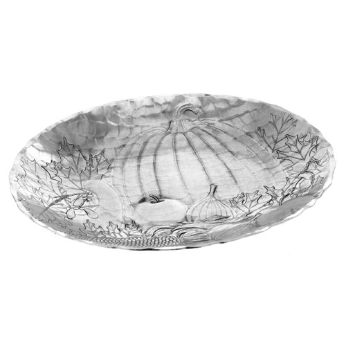 Harvest Medium Oval Dish