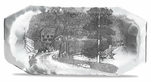 McConnells Mill Bread Tray
