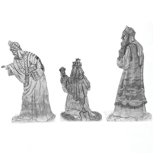Nativity Three Wisemen