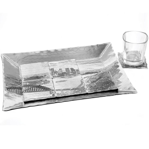 Pittsburgh Essentials Large Rectangle Set