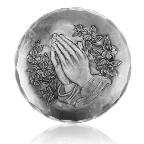 Praying Hands Coaster