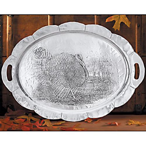 Turkey Platter - Wendell August