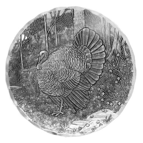 Wild Turkey Coaster