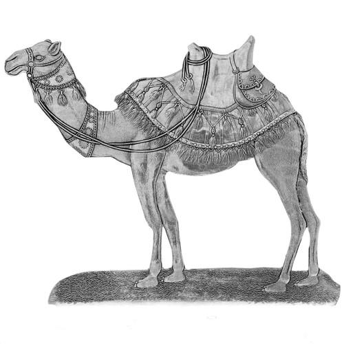 Nativity Camel