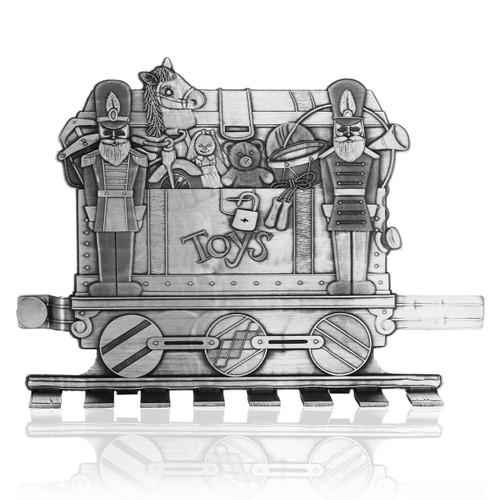 Santa's Express Toy Car