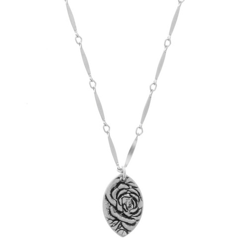 Rose Marquis Necklace