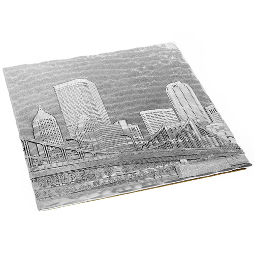 Pittsburgh Andy Warhol Bridge Trivet