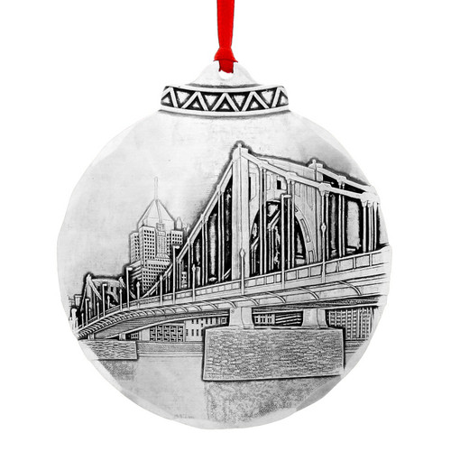 Clemente Crossing Ornament