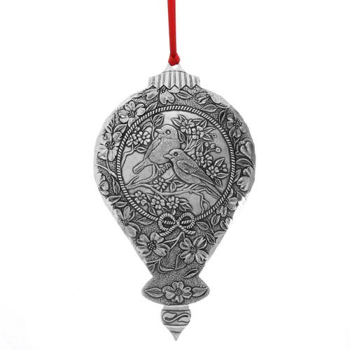 Eastern Bluebird Signature Ornament