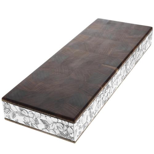 Dogwood Walnut Endgrain Warther Cheese Board