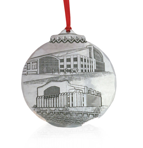 Indianapolis Sports Stadium Collectible Christmas Ornament