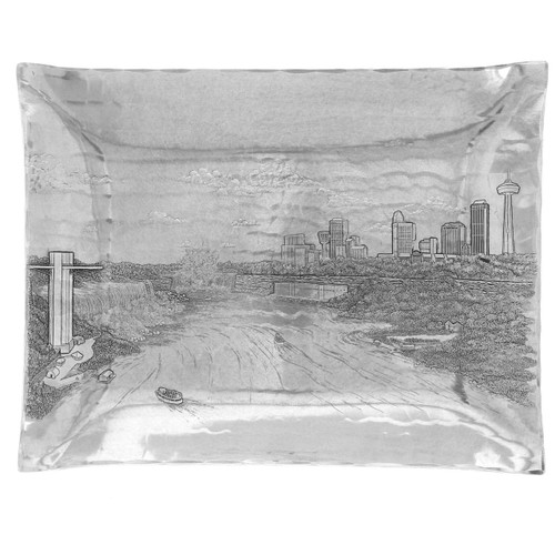 Handmade Niagara Falls Wedding Gift Made in USA by Wendell August