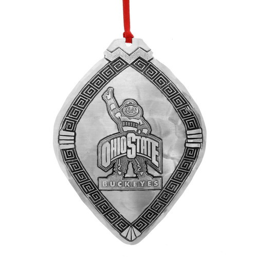 Ohio State University Brutus Keepsake Ornament