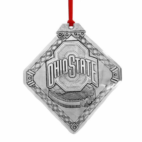 Ohio State University Stadium Ornament