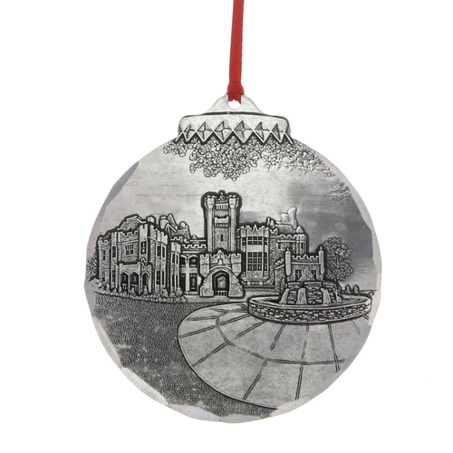 Toronto Casa Loma Souvenir Christmas Ornament