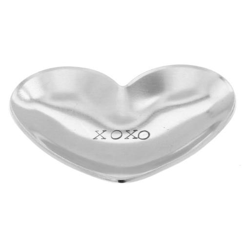 Personalized Heart Jewelry Tray