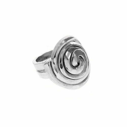 Twisted Recycled Metal Artisan Crafted Ring