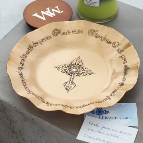 Bronze Prayer bowl
