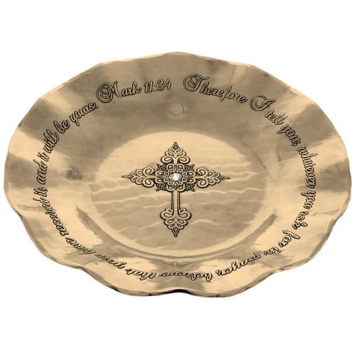 The Prayer Bowl Bronze