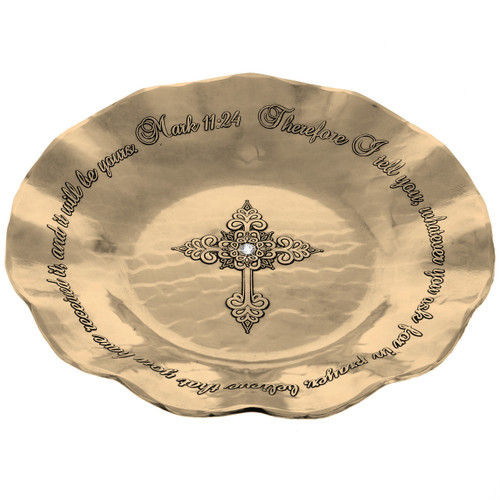 The Prayer Bowl Bronze