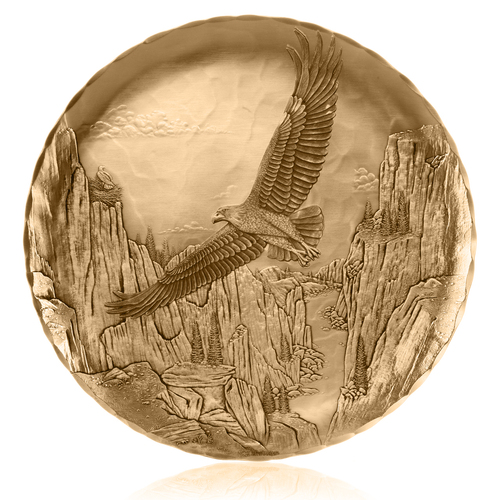 Soaring Eagle Plate