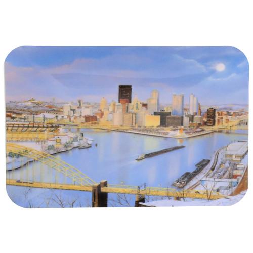 Pittsburgh's New Horizon Luminosity Sandwich Tray