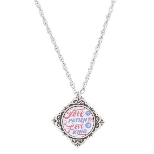 Love is Patient Necklace